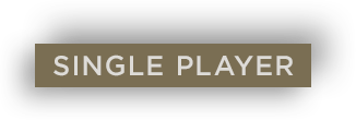 Clickable button: Single player
